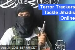Terror Trackers Tackle Jihadis Online