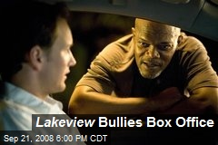Lakeview Bullies Box Office