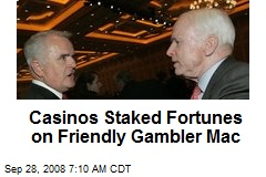 Casinos Staked Fortunes on Friendly Gambler Mac