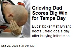 Grieving Dad Scores Big Win for Tampa Bay