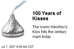 100 Years of Kisses