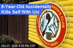 8-Year-Old Accidentally Kills Self With Uzi