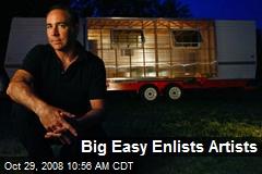 Big Easy Enlists Artists