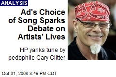 Ad's Choice of Song Sparks Debate on Artists' Lives