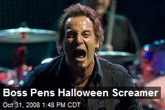 Boss Pens Halloween Screamer