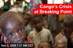 Congo's Crisis at Breaking Point