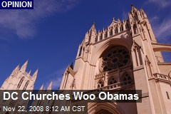 DC Churches Woo Obamas