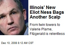 Illinois' New Eliot Ness Bags Another Scalp