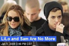 LiLo and Sam Are No More
