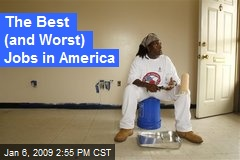 The Best (and Worst) Jobs in America