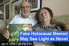 Fake Holocaust Memoir May See Light as Novel