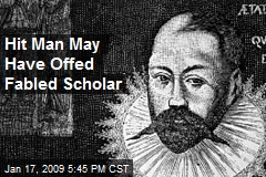 Hit Man May Have Offed Fabled Scholar