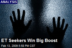 ET Seekers Win Big Boost