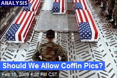 Should We Allow Coffin Pics?