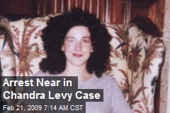 Arrest Near in Chandra Levy Case