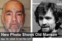 New Photo Shows Old Manson