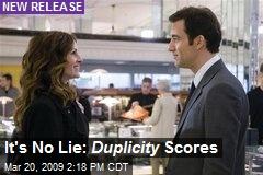 It's No Lie: Duplicity Scores