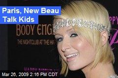 Paris, New Beau Talk Kids