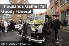 Thousands Gather for Goody Funeral