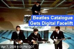 Beatles Catalogue Gets Digital Facelift
