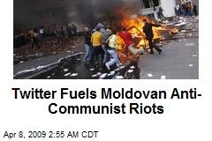 Twitter Fuels Moldovan Anti-Communist Riots
