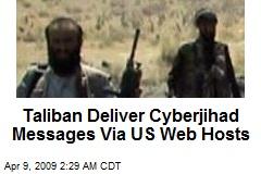 Taliban Deliver Cyberjihad Messages Via US Web Hosts