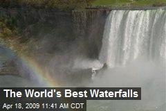 The World's Best Waterfalls