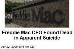 Freddie Mac CFO Found Dead in Apparent Suicide