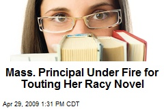 Mass. Principal Under Fire for Touting Her Racy Novel