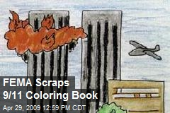 FEMA Scraps 9/11 Coloring Book