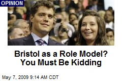 Bristol as a Role Model? You Must Be Kidding