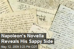 Napoleon's Novella Reveals His Sappy Side