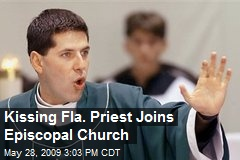 Kissing Fla. Priest Joins Episcopal Church
