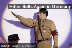 Hitler Sells Again in Germany