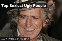 Top Sexiest Ugly People