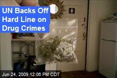 UN Backs Off Hard Line on Drug Crimes