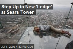 Step Up to New 'Ledge' at Sears Tower