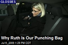 Why Ruth Is Our Punching Bag