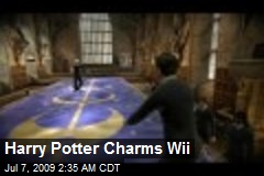 Harry Potter Charms Wii