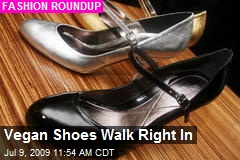 Vegan Shoes Walk Right In