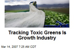 Tracking Toxic Greens Is Growth Industry