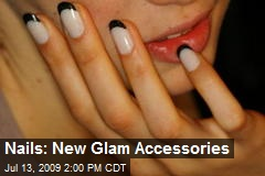Nails: New Glam Accessories