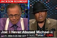 Joe: I Never Abused Michael