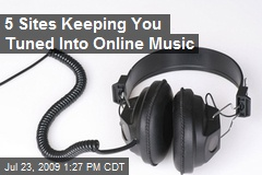 5 Sites Keeping You Tuned Into Online Music