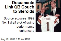 Documents Link QB Couch to Steroids