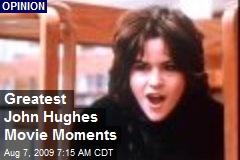 Greatest John Hughes Movie Moments