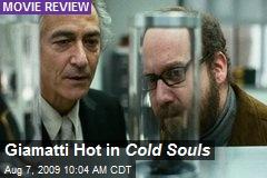 Giamatti Hot in Cold Souls