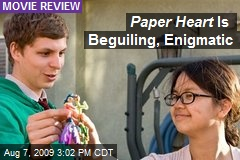 Paper Heart Is Beguiling, Enigmatic