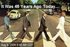 It Was 40 Years Ago Today...