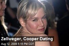Zellweger, Cooper Dating
